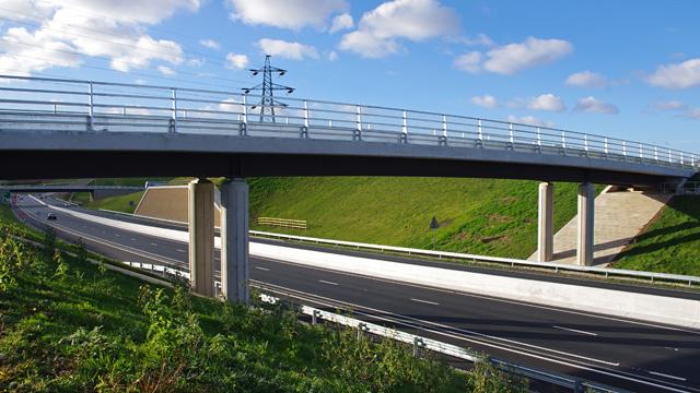 A683 | Heysham ByPass | M6 Link Road